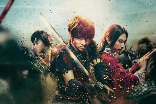 "Film Jepang ""Kingdom"" akan dapatkan sekuel baru"