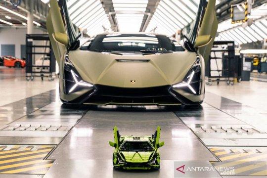 Volkswagen umumkan rencana divestasi Lamborghini
