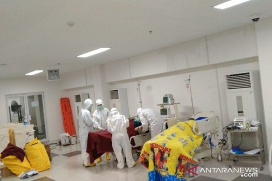 RS Darurat Wisma Atlet catat 2.472 pasien sembuh
