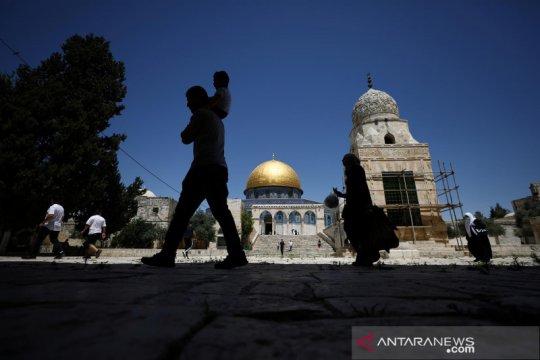 Palestina peringatkan kesepakatan Israel-UAE bahayakan Masjid Al-Aqsa
