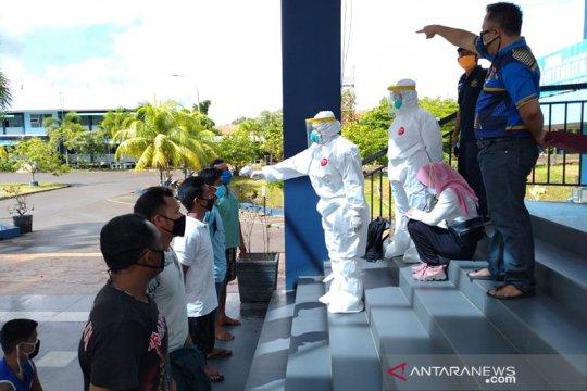 KKP: 118 ABK pelaku penangkapan ikan ilegal negatif COVID-19