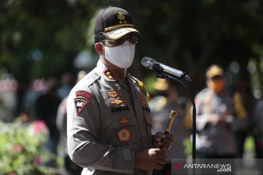 Polda Gorontalo luncurkan Gerakan Pendisiplinan Masyarakat