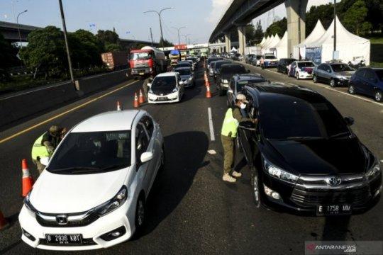 39 hari Operasi Ketupat 54.127 kendaraan arus balik dihalau polisi