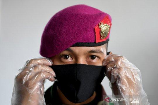 "Melihat aksi Marinir ""bertempur"" di dapur"