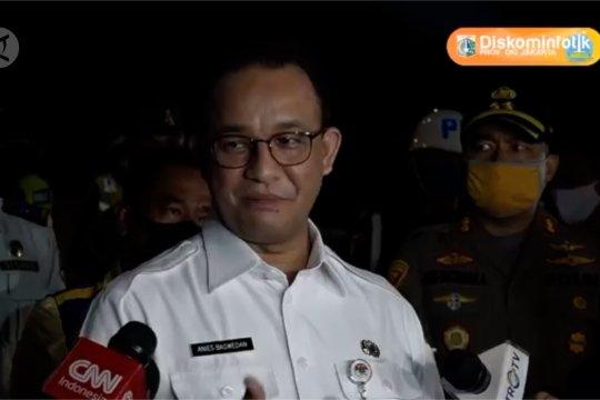 Anies bantah pusat perbelanjaan di Jakarta buka 5 Juni
