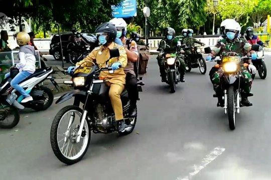 Apresiasi bagi TNI-Polri bantu melawan COVID-19