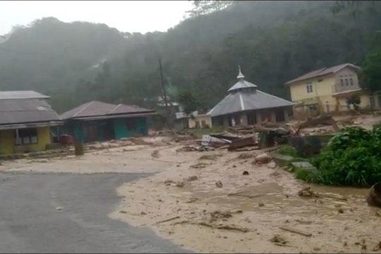 Banjir bandang dan longsor terjang Aceh Tengah