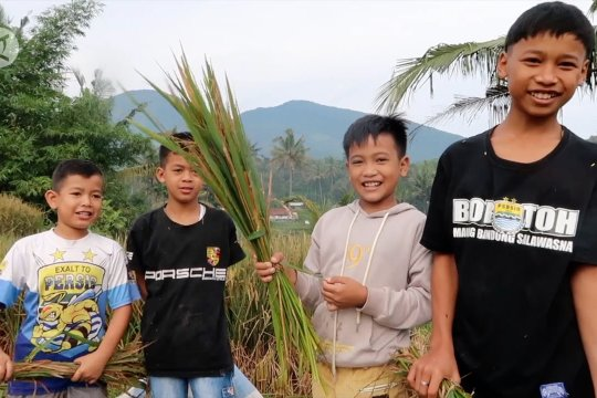 Cara generasi muda jaga ketahanan pangan di masa pandemi
