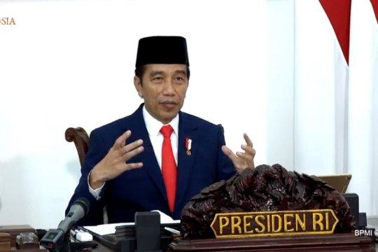 Presiden Jokowi luncurkan produk inovasi COVID-19 karya anak bangsa