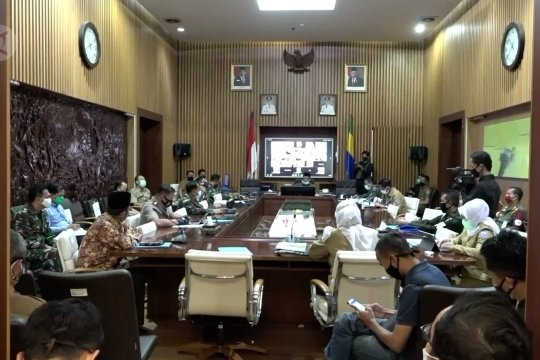 Pemkot Bandung perpanjang PSBB hingga 29 Mei