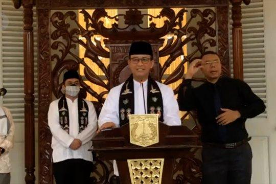 Imbauan Anies untuk warga Jakarta jelang Lebaran