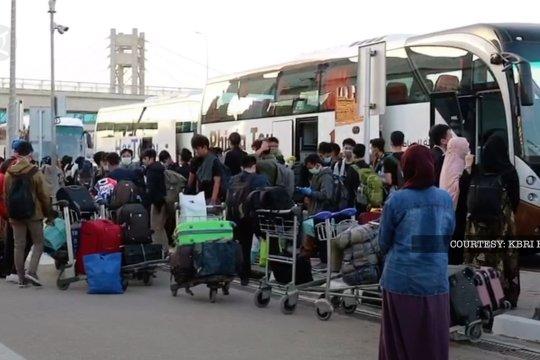 KBRI Kairo pulangkan 129 WNI terdampar di Mesir