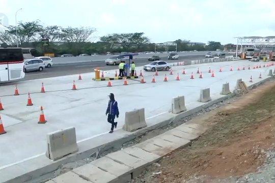 Kemen-PUPR lanjutkan proyek jalan meski ada PSBB dan larangan mudik