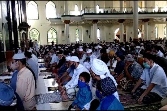 Pelaksanaan shalat Id di Ternate berjalan hikmat