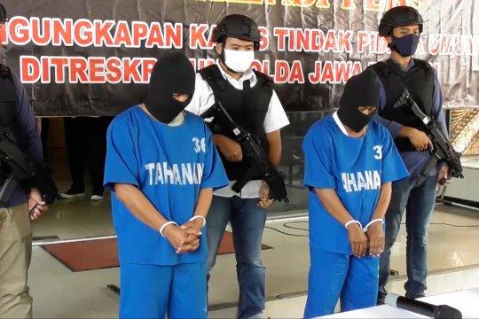 Tersangka perdagangan manusia berkedok ABK dicokok Polda Jateng