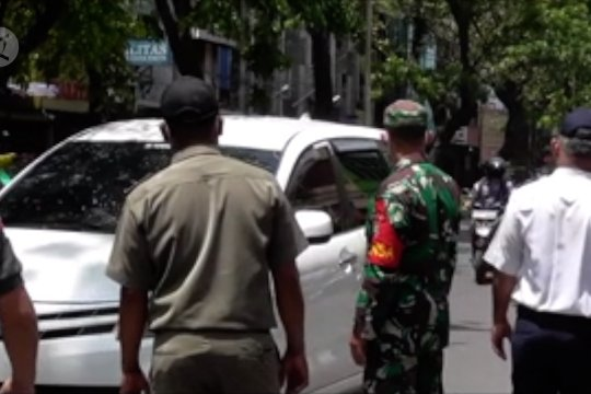 Cegah COVID-19 Pemkot Medan gelar razia penggunaan masker