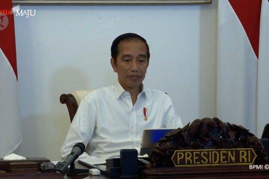 Jokowi: Meski melambat, kinerja ekonomi RI lebih baik dari China