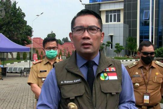 Ridwan Kamil dukung polisi tindak tegas YouTuber 'prank' sembako sampah