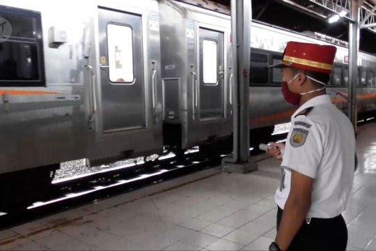 12 calon penumpang ditolak walau kereta api luar biasa sepi