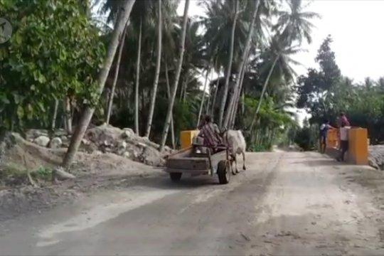 Jalur Trans Provinsi Kota Palu-Sigi kembali normal