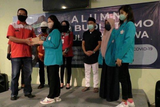 Mahasiswa luar daerah dapat sembako dan wifi gratis saat pendemi