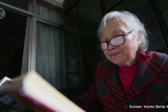 Nenek 75 tahun kejar mimpinya berkuliah
