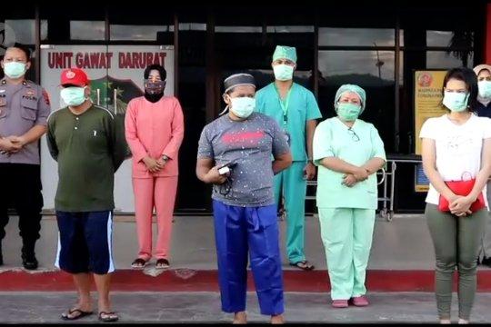 Pasien sembuh COVID-19 di Papua bertambah
