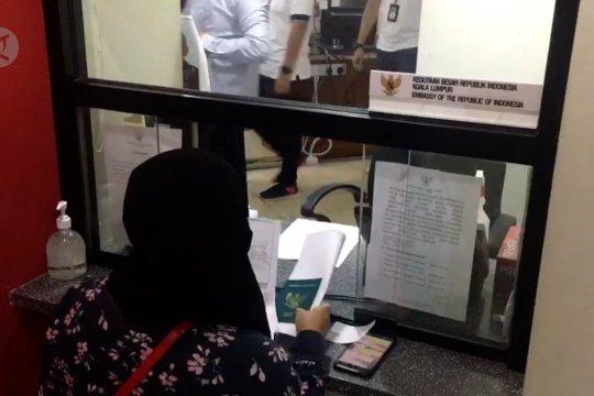 Pelayanan KBRI Kuala Lumpur dibuka kembali