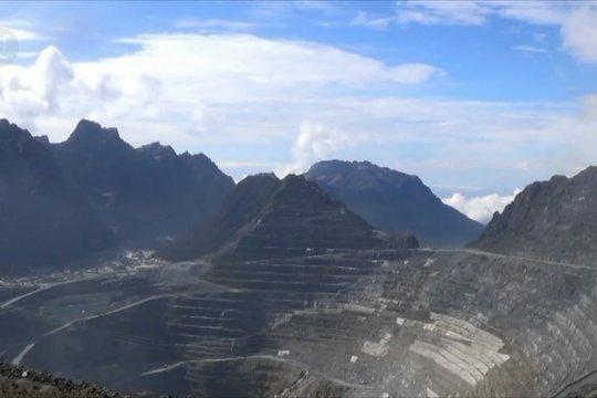 Pendulang emas tradisional diimbau tidak masuk area tambang Freeport