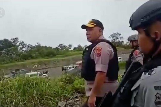 Polda Papua batasi pergerakan KKB