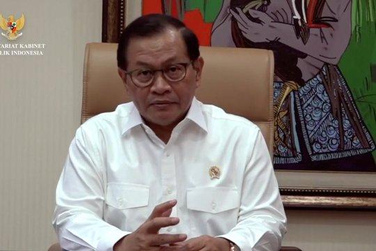 Seskab Pramono ajak masyarakat gotong royong lawan pandemi