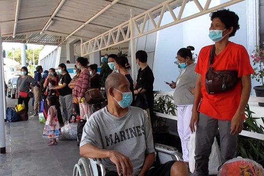 Eksodus WNI, 293 PMI tiba di Batam