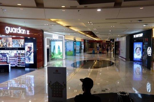 Mal besar di Jakarta hanya buka di lantai dasar