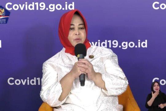 OASE Kabinet Indonesia Maju aktif galang bantuan