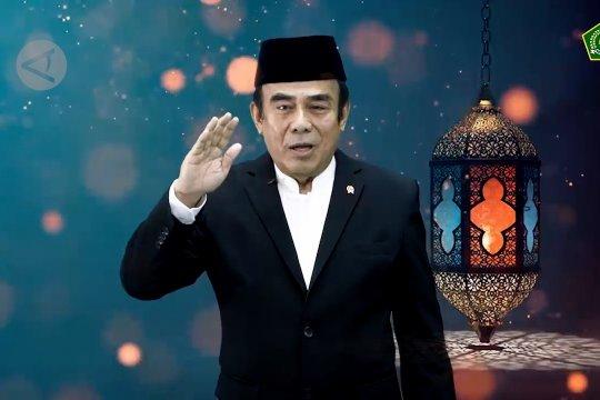 Pesan Idul Fitri dari Menteri Agama