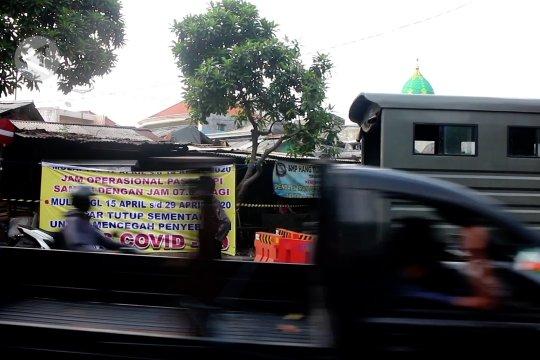 Khofifah terbitkan surat edaran penindakan PSBB Surabaya Raya