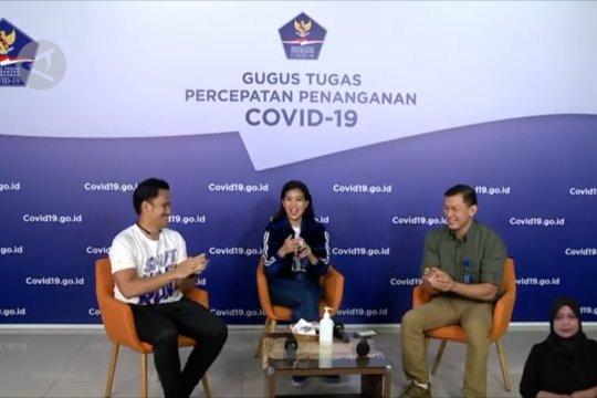 Peran figur publik dalam membantu pemerintah melawan COVID-19