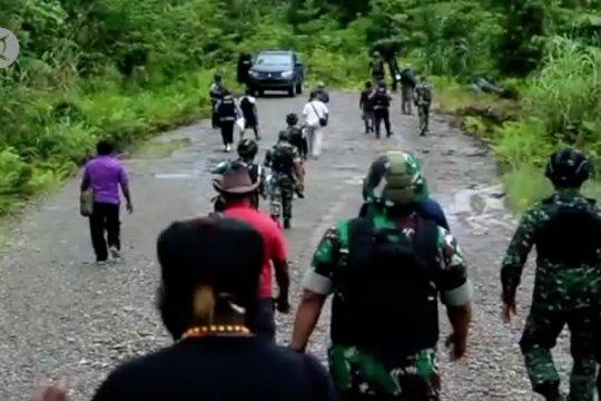 Polda Papua pastikan tak ada perampasan amunisi oleh KKB
