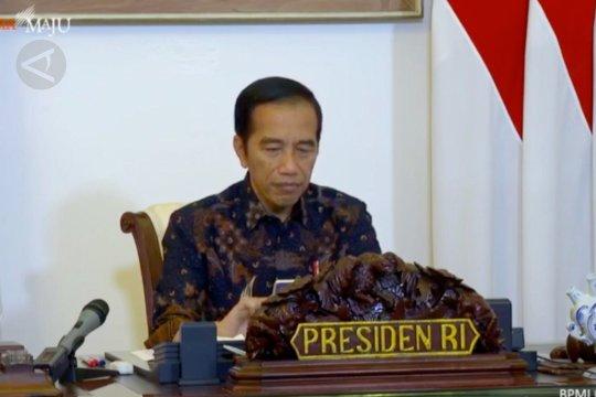 Presiden minta evaluasi mendetail tren kasus COVID-19 tiap daerah