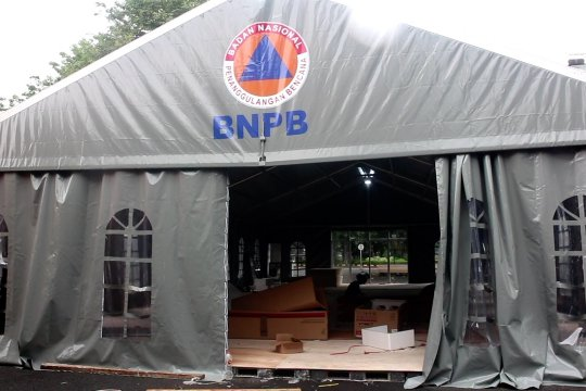 Rumah Sakit Darurat Surabaya khusus layani PDP