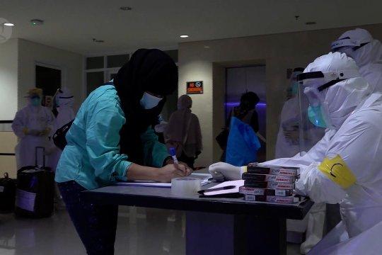 Jabar jemput dan isolasi 70 WNI dari Arab Saudi
