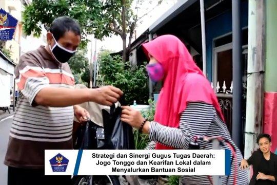 Gerakan 'Jogo Tonggo' lawan pandemi COVID-19 di Jawa Tengah