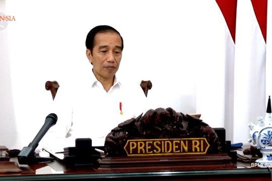 Presiden apresiasi peran Ormas Islam dalam penanganan COVID-19