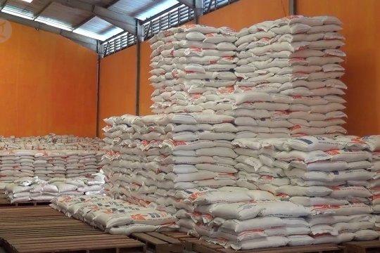 Serap beras petani 300 ton per hari, Bulog jamin stok beras di Sultra aman