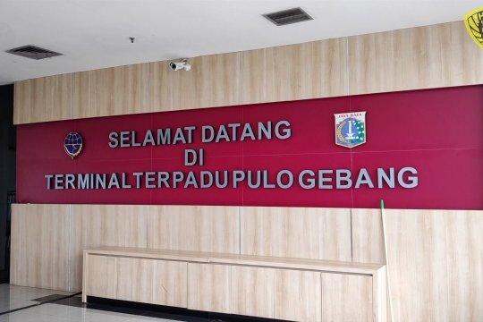 Terminal Pulogebang mulai layani perjalanan ke luar kota