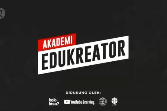 Akademi edukreator, wadah bagi kreator tingkatkan kualitas pendidikan