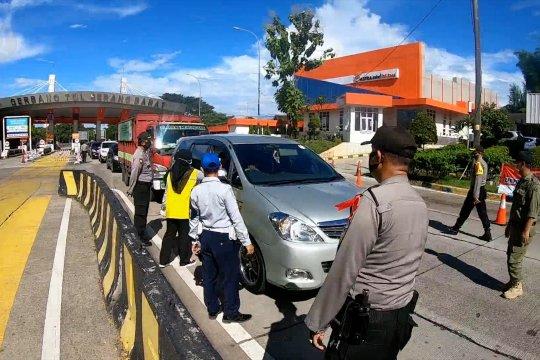 Delapan check point di Kota Serang