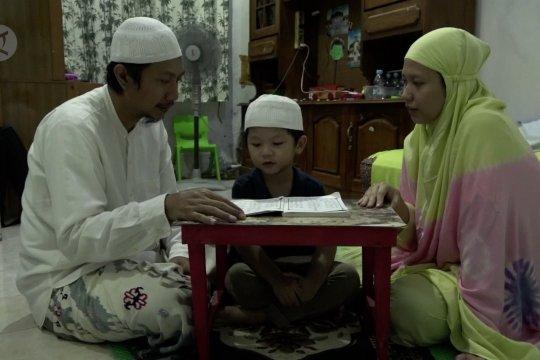 Hikmah di balik pandemi, Ibadah di rumah pancarkan cahaya Al Quran