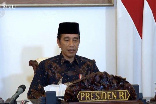 Presiden-wapres salurkan zakat melalui Baznas
