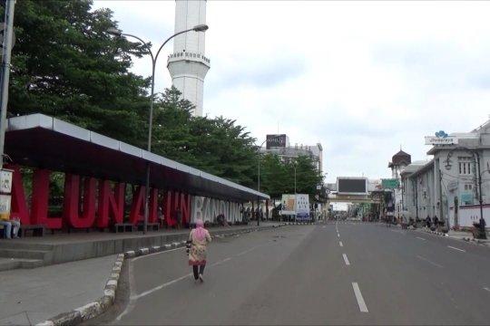 PSBB berakhir hari ini, seluruh jalan di Bandung akan dibuka